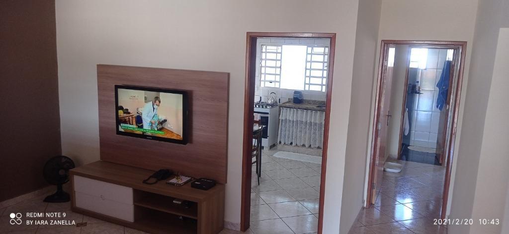 FOTO13 - Casa 3 quartos à venda Itatiba,SP - R$ 415.000 - CA2396 - 15