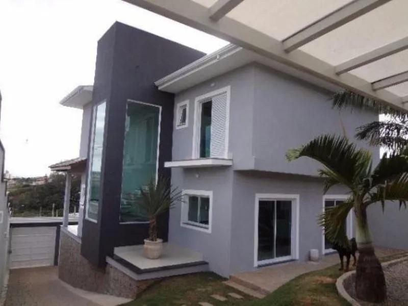 FOTO0 - Casa 4 quartos à venda Itatiba,SP Nova Itatiba - R$ 950.000 - CA2428 - 1