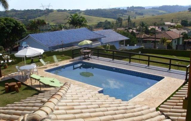 FOTO0 - Chácara à venda Itatiba,SP Jardim Leonor - R$ 1.400.000 - CH0128 - 1