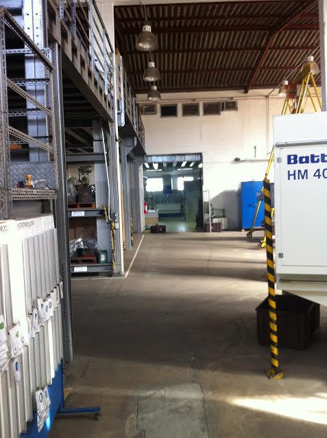 FOTO1 - Galpão 1000m² para alugar Itatiba,SP - R$ 10.000 - GA0004 - 3