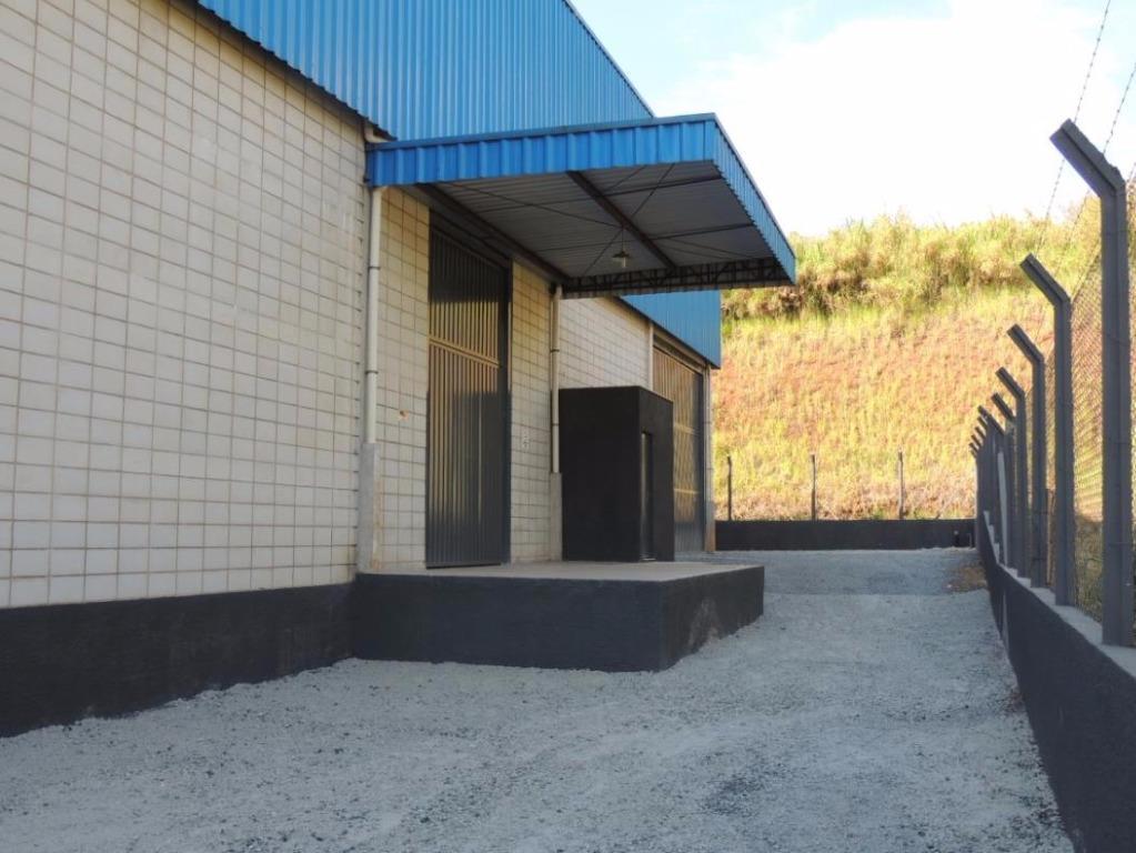 FOTO0 - Galpão 1400m² para alugar Itatiba,SP - R$ 28.000 - GA0020 - 1
