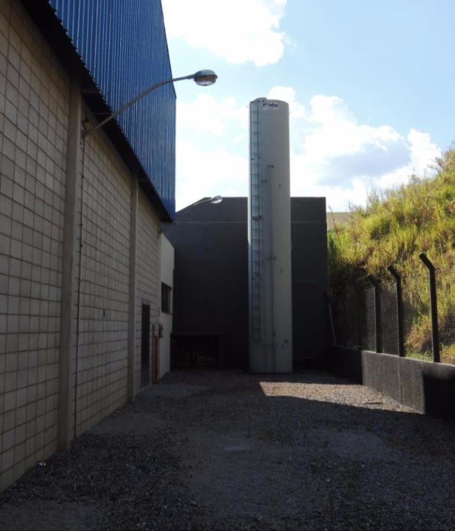 FOTO1 - Galpão 1400m² para alugar Itatiba,SP - R$ 28.000 - GA0020 - 3