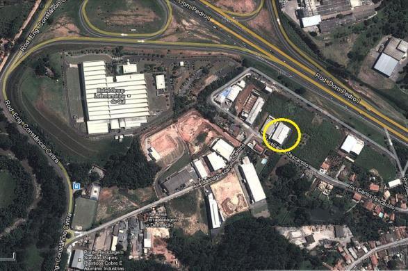 FOTO7 - Galpão 1400m² para alugar Itatiba,SP - R$ 28.000 - GA0020 - 9