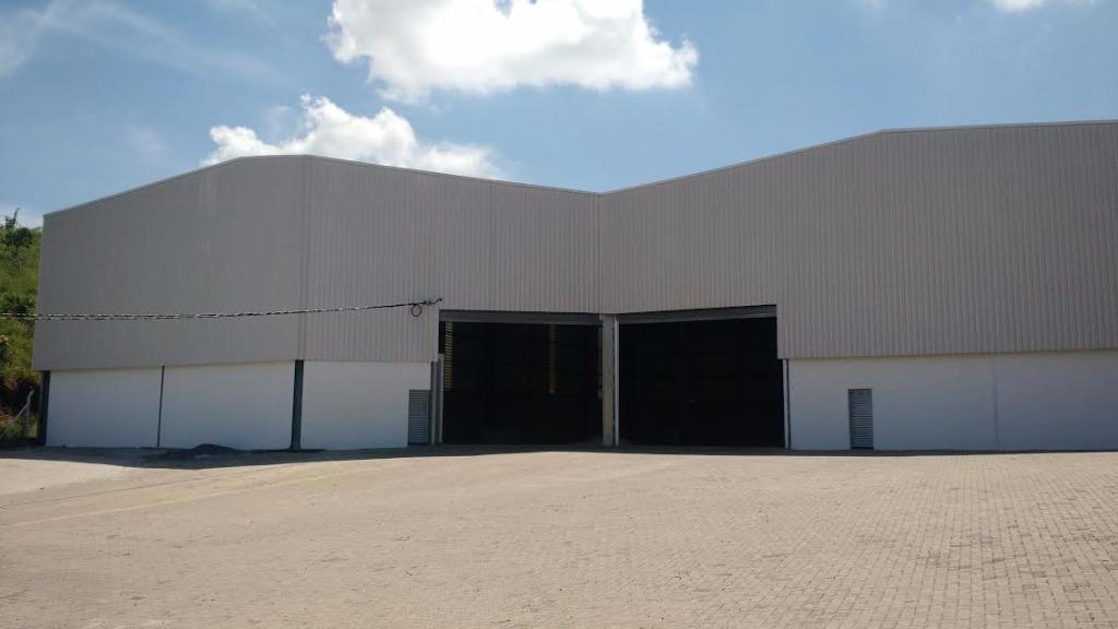 FOTO0 - Galpão 2000m² para alugar Itatiba,SP - R$ 28.000 - GA0043 - 1