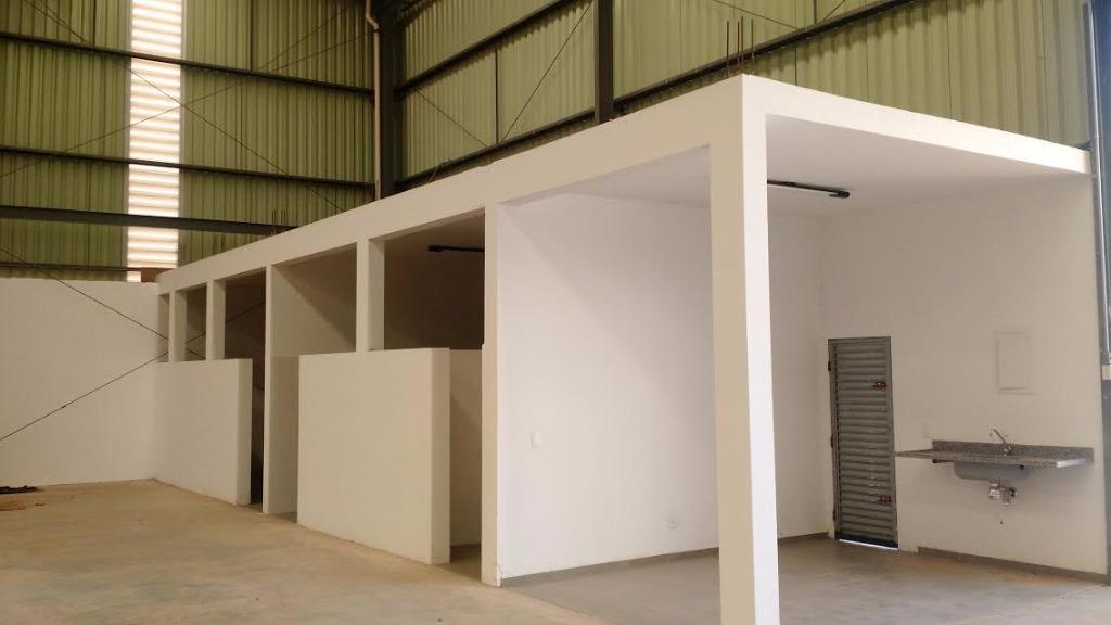 FOTO10 - Galpão 2000m² para alugar Itatiba,SP - R$ 28.000 - GA0043 - 12