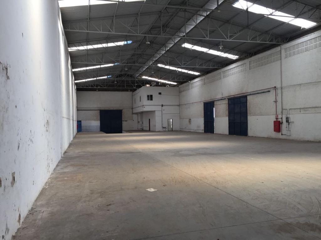 FOTO4 - Galpão 1765m² para alugar Itatiba,SP - R$ 10.000 - GA0079 - 6