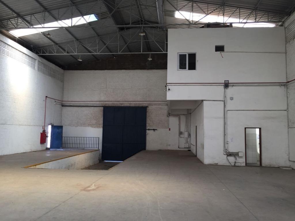 FOTO9 - Galpão 1765m² para alugar Itatiba,SP - R$ 10.000 - GA0079 - 11