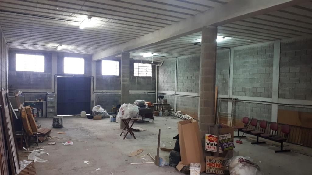 FOTO2 - Galpão 200m² para alugar Itatiba,SP Vila Rita - R$ 2.000 - GA0093 - 4
