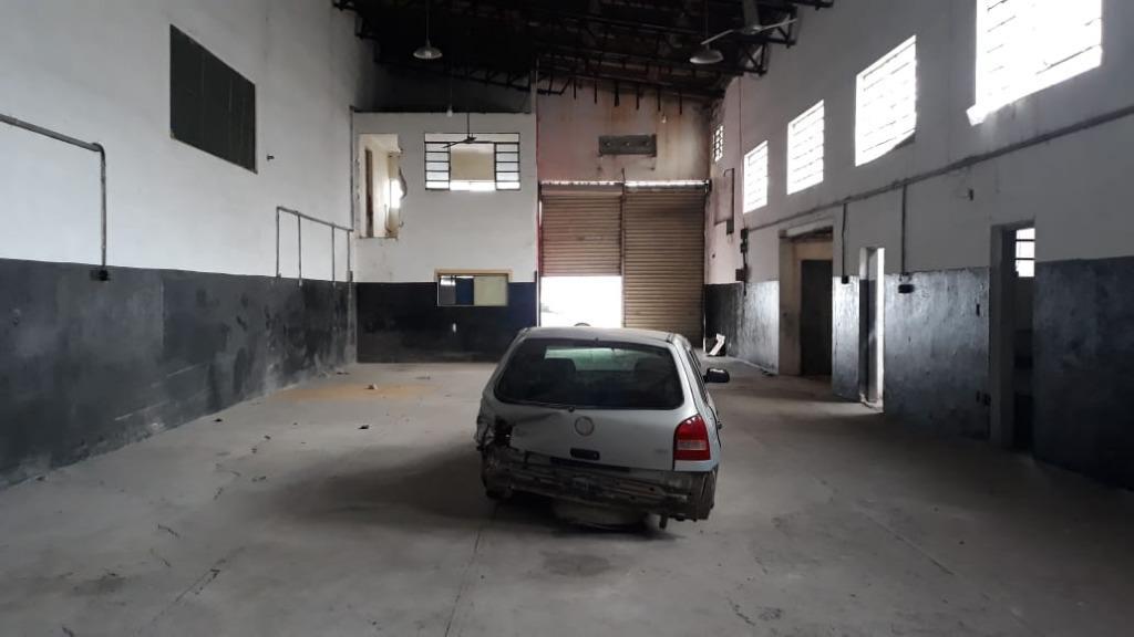 FOTO1 - Galpão 227m² à venda Itatiba,SP - R$ 450.000 - GA0097 - 3