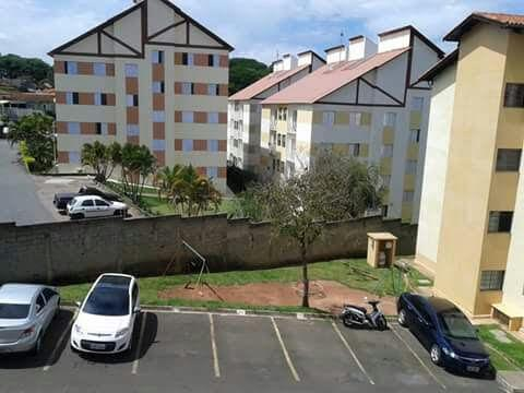 FOTO0 - Apartamento 2 quartos à venda Itatiba,SP - R$ 170.000 - AP0441 - 1