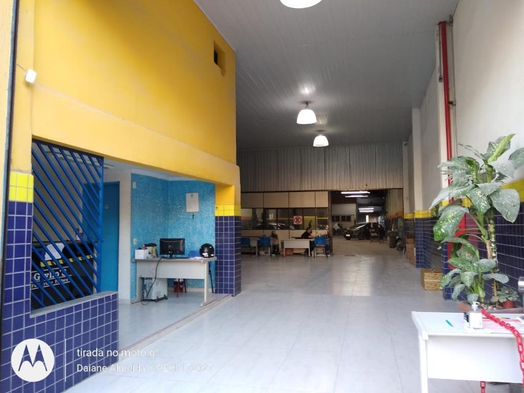 FOTO12 - Galpão 700m² para alugar Itatiba,SP - R$ 15.000 - GA0105 - 14