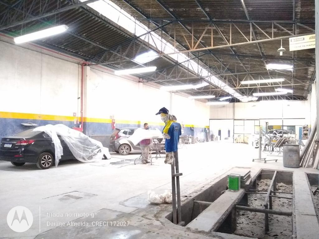 FOTO13 - Galpão 700m² para alugar Itatiba,SP - R$ 15.000 - GA0105 - 15
