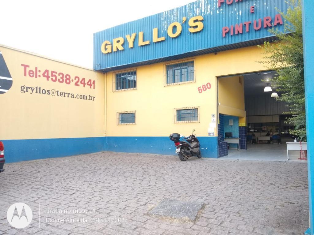 FOTO3 - Galpão 700m² para alugar Itatiba,SP - R$ 15.000 - GA0105 - 5