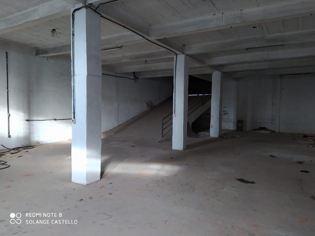 FOTO1 - Galpão 341m² para alugar Itatiba,SP Vila Rita - R$ 3.200 - GA0107 - 3
