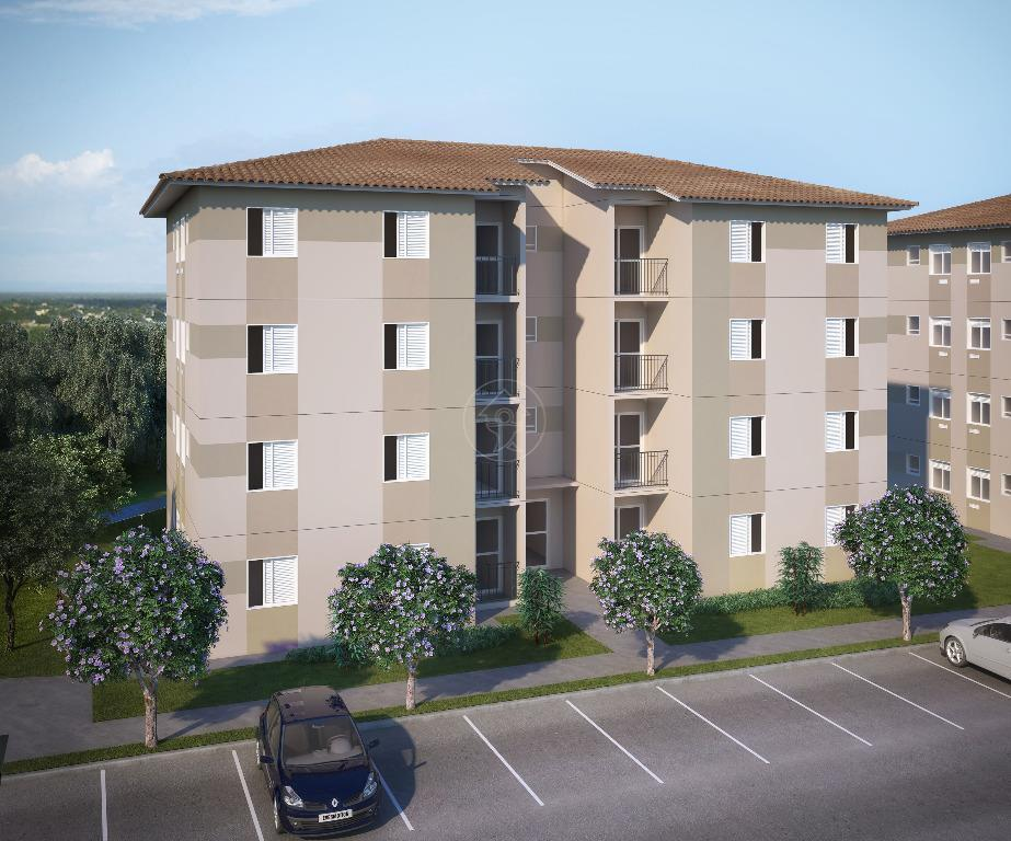 FOTO0 - Apartamento 2 quartos à venda Itatiba,SP - R$ 220.000 - AP0487 - 1