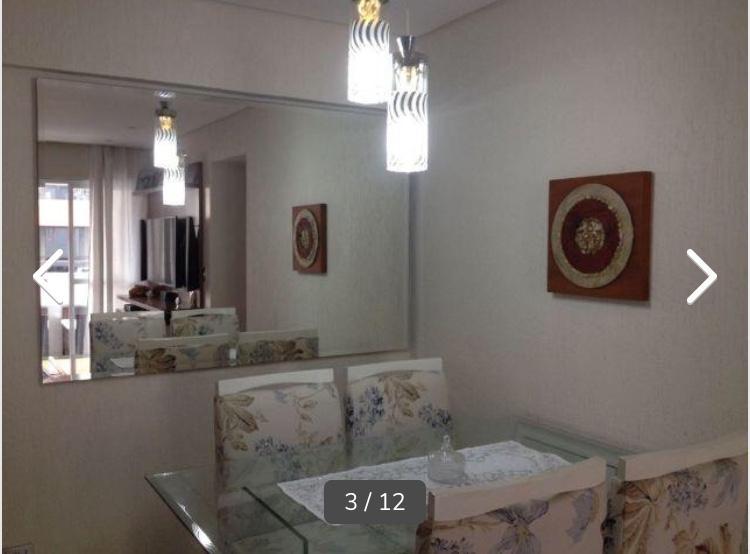 FOTO2 - Apartamento 3 quartos à venda Santos,SP - R$ 440.000 - AP0521 - 4