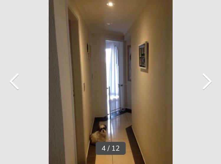 FOTO3 - Apartamento 3 quartos à venda Santos,SP - R$ 440.000 - AP0521 - 5