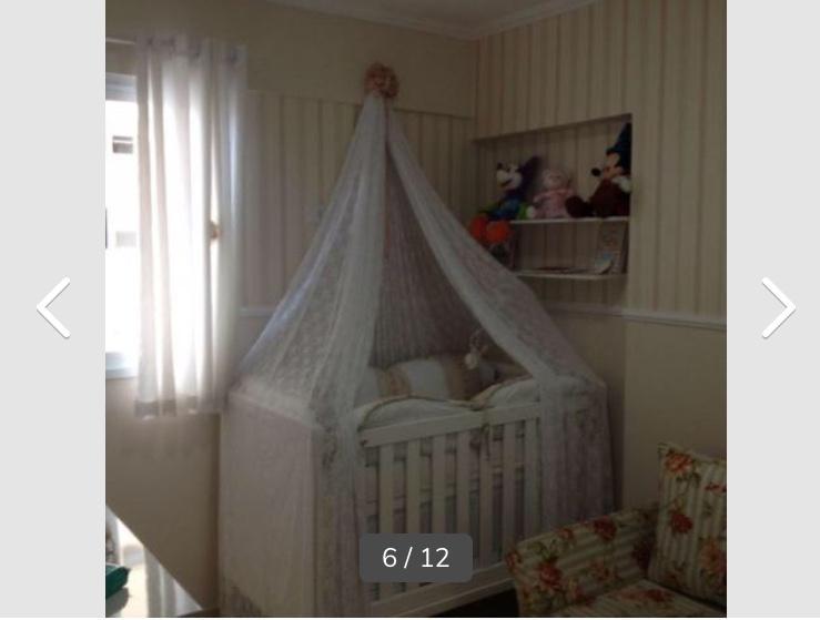 FOTO5 - Apartamento 3 quartos à venda Santos,SP - R$ 440.000 - AP0521 - 7