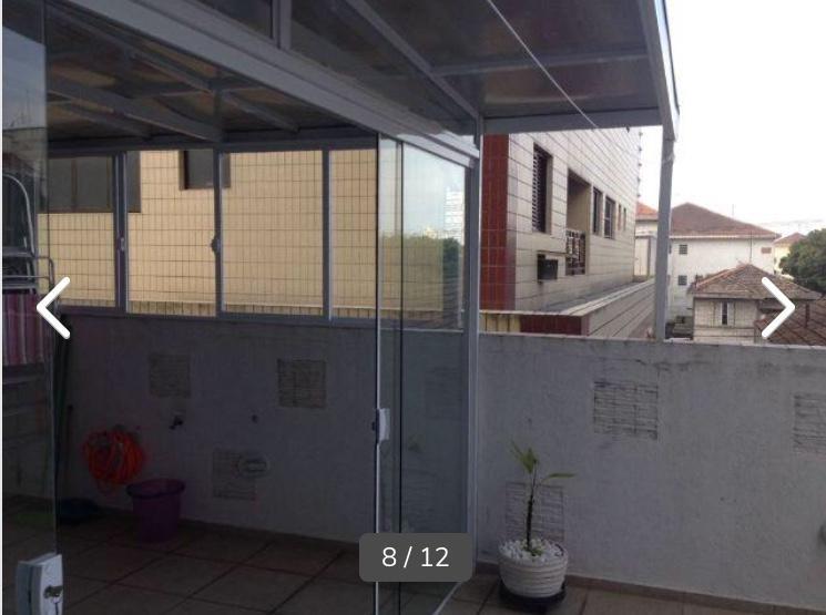 FOTO6 - Apartamento 3 quartos à venda Santos,SP - R$ 440.000 - AP0521 - 8