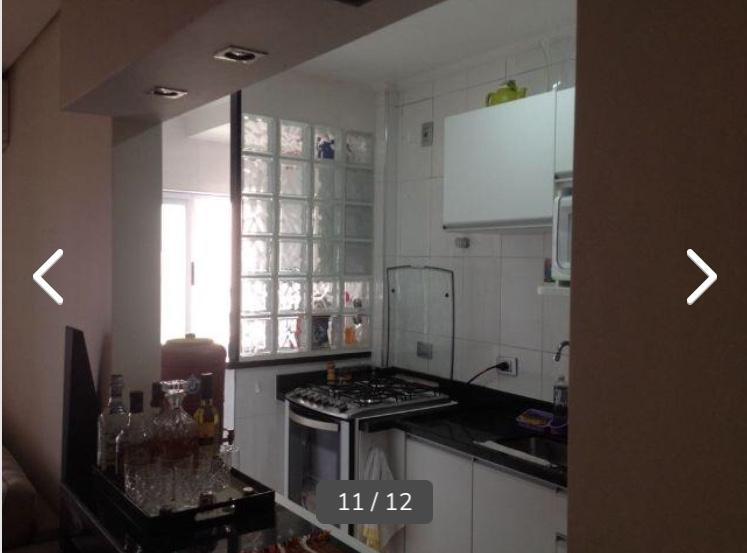 FOTO9 - Apartamento 3 quartos à venda Santos,SP - R$ 440.000 - AP0521 - 11