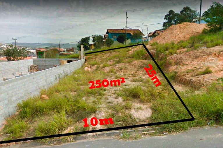 FOTO1 - Terreno à venda Itatiba,SP - R$ 153.000 - TE1092 - 3