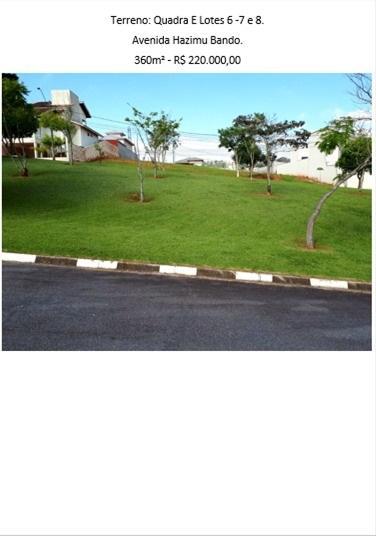 FOTO2 - Terreno à venda Itatiba,SP - R$ 220.000 - TE1428 - 4