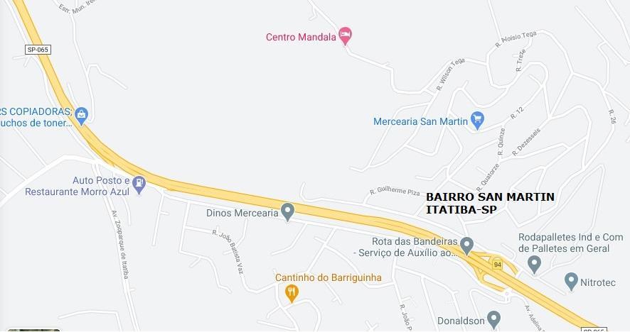 FOTO1 - Terreno à venda Itatiba,SP - R$ 160.000 - TE1523 - 3