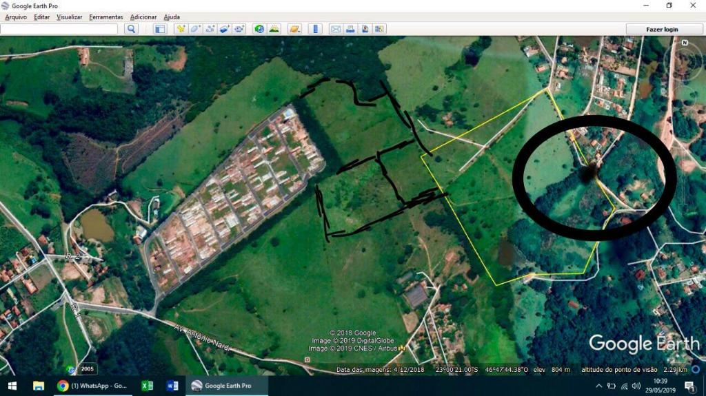 FOTO1 - Terreno à venda Itatiba,SP Recreio Costa Verde - R$ 3.520.000 - TE1553 - 3