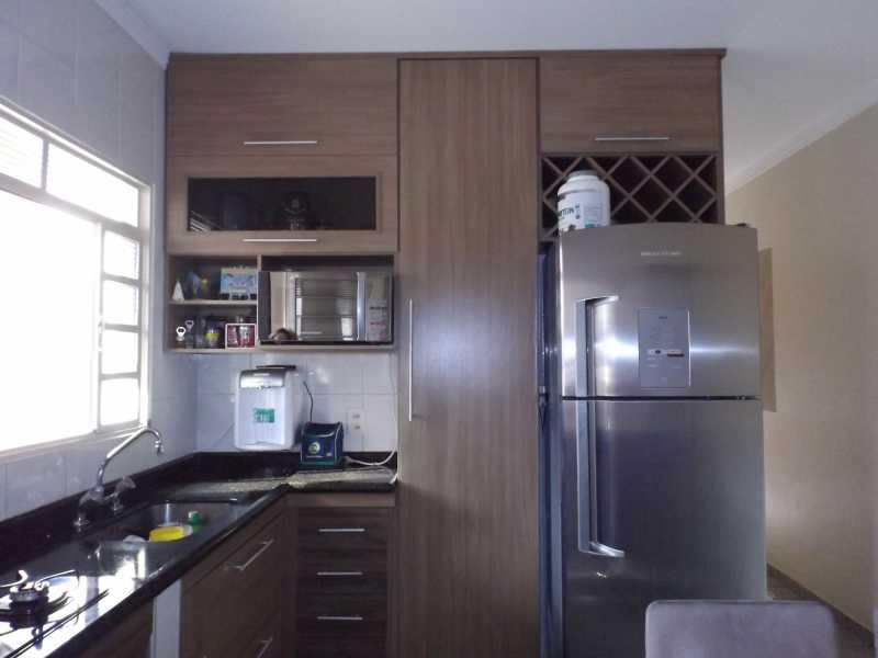 Cozinha  - Casa 2 quartos à venda Itatiba,SP - R$ 350.000 - VICA20002 - 1