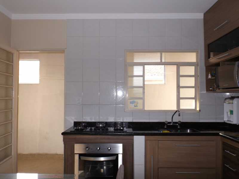 Cozinha  - Casa 2 quartos à venda Itatiba,SP - R$ 350.000 - VICA20002 - 3