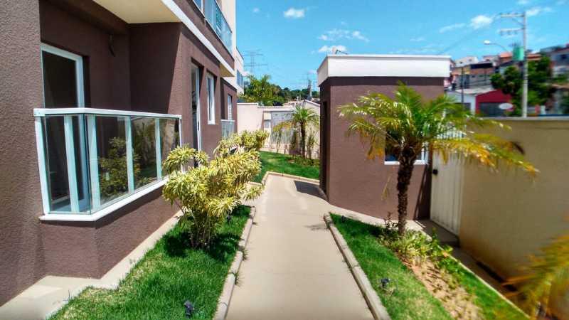 jardim - Apartamento à venda Itatiba,SP - R$ 210.000 - VIAP00005 - 10