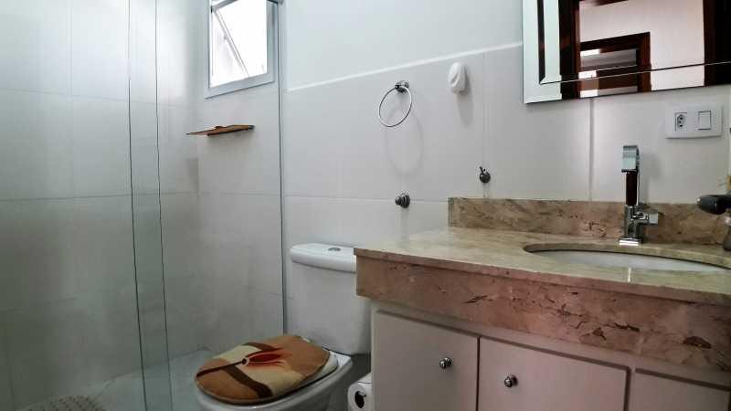 Banheiro Social - Casa em Condomínio 3 quartos à venda Itatiba,SP - R$ 690.000 - VICN30008 - 12