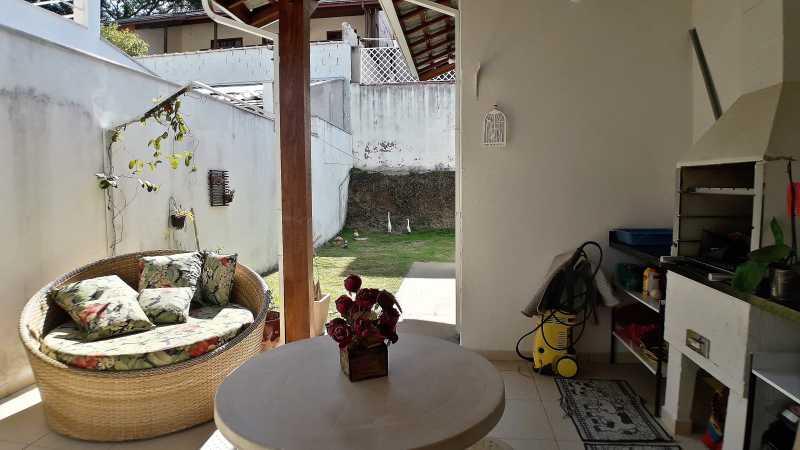 Área Gourmet - Casa em Condomínio 3 quartos à venda Itatiba,SP - R$ 690.000 - VICN30008 - 13