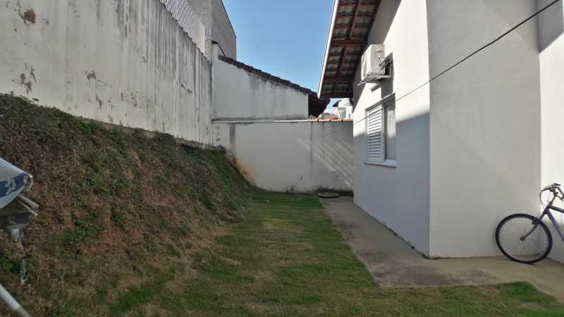 Quintal - Casa em Condomínio 3 quartos à venda Itatiba,SP - R$ 690.000 - VICN30008 - 15