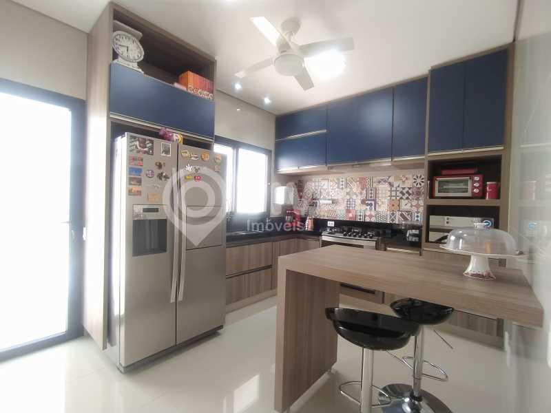 Cozinha - Casa em Condomínio 3 quartos à venda Itatiba,SP - R$ 2.200.000 - VICN30037 - 12