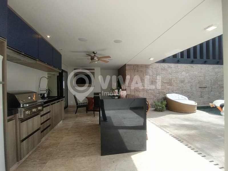 Área Gourmet - Casa em Condomínio 3 quartos à venda Itatiba,SP - R$ 2.200.000 - VICN30037 - 13