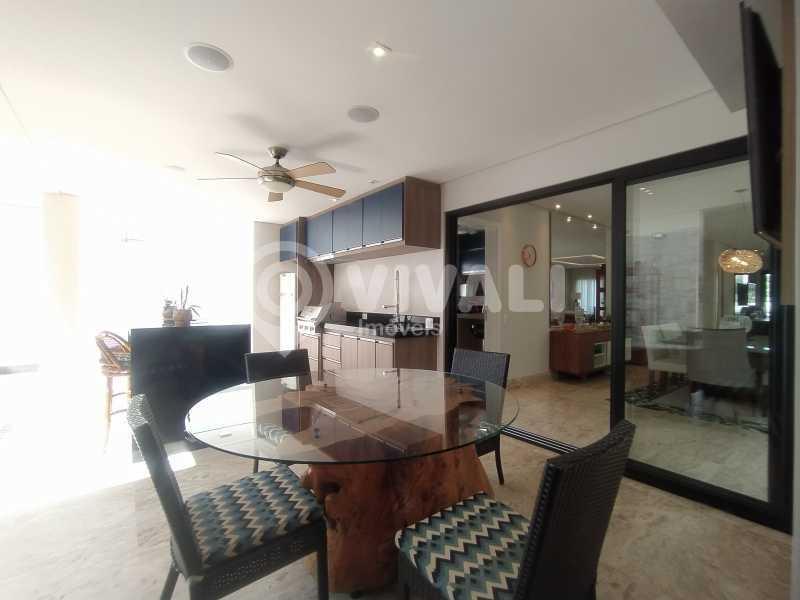 Área Gourmet - Casa em Condomínio 3 quartos à venda Itatiba,SP - R$ 2.200.000 - VICN30037 - 11