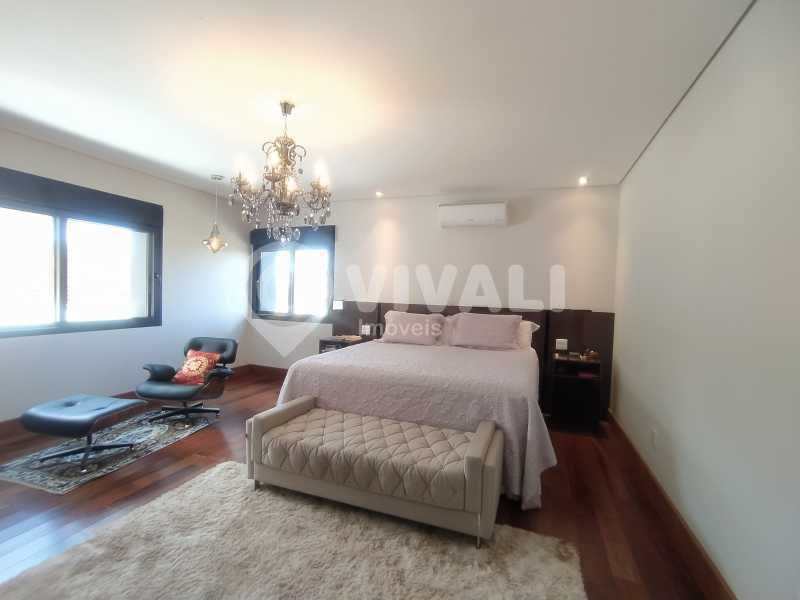 Suíte Master - Casa em Condomínio 3 quartos à venda Itatiba,SP - R$ 2.200.000 - VICN30037 - 18