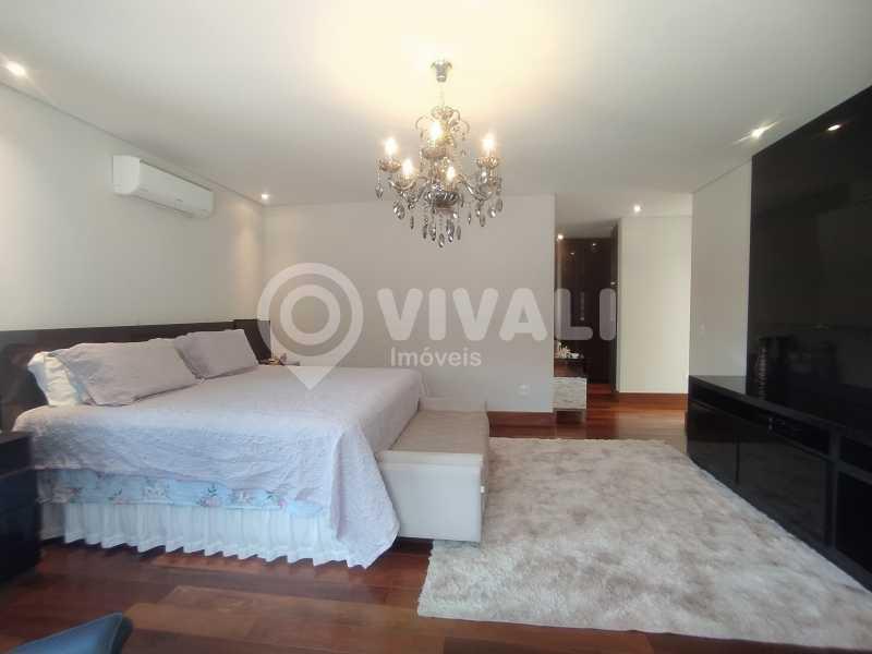 Suíte Master - Casa em Condomínio 3 quartos à venda Itatiba,SP - R$ 2.200.000 - VICN30037 - 19