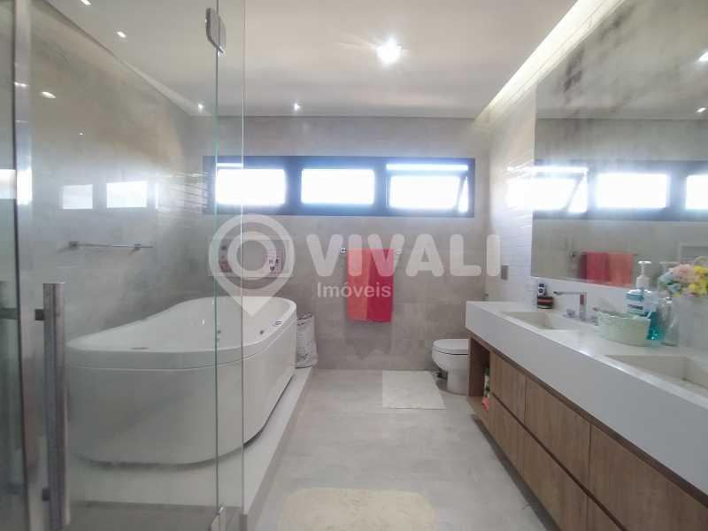 Banheiro Suíte Master - Casa em Condomínio 3 quartos à venda Itatiba,SP - R$ 2.200.000 - VICN30037 - 21