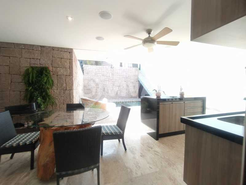 Área Gourmet - Casa em Condomínio 3 quartos à venda Itatiba,SP - R$ 2.200.000 - VICN30037 - 10
