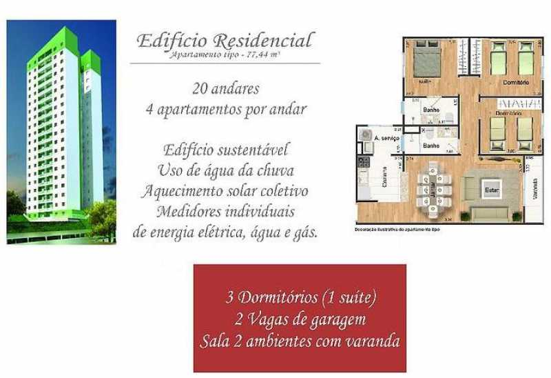 753003810FB717F1D7C9592FD2BDAA - Apartamento 3 quartos à venda Itatiba,SP - R$ 460.000 - VIAP30004 - 10