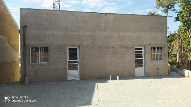 1 - Casa 2 quartos para alugar Itatiba,SP - R$ 1.100 - VICA20020 - 1