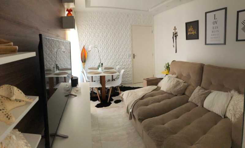 0c992acf-d0d0-44b0-a3ed-c32156 - Apartamento 2 quartos à venda Itatiba,SP - R$ 275.000 - VIAP20047 - 3