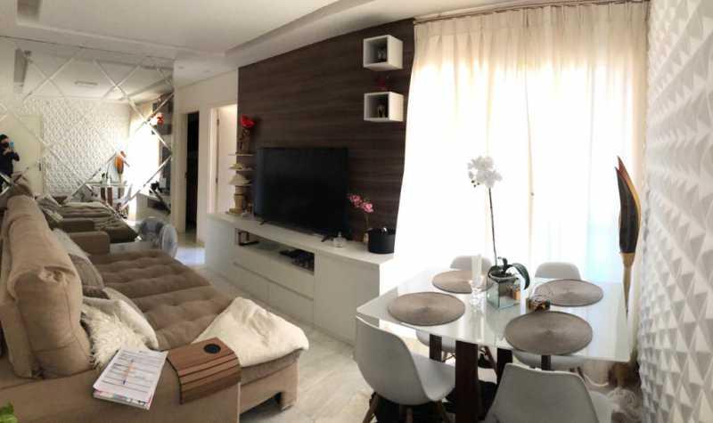 bf31d9ab-62ab-437b-9f8b-a3d2f3 - Apartamento 2 quartos à venda Itatiba,SP - R$ 275.000 - VIAP20047 - 1