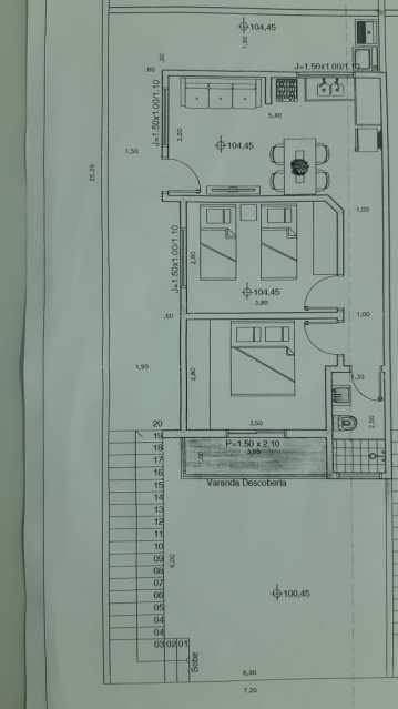 WhatsApp Image 2021-06-25 at 1 - Casa 2 quartos à venda Itatiba,SP - R$ 300.000 - VICA20030 - 17