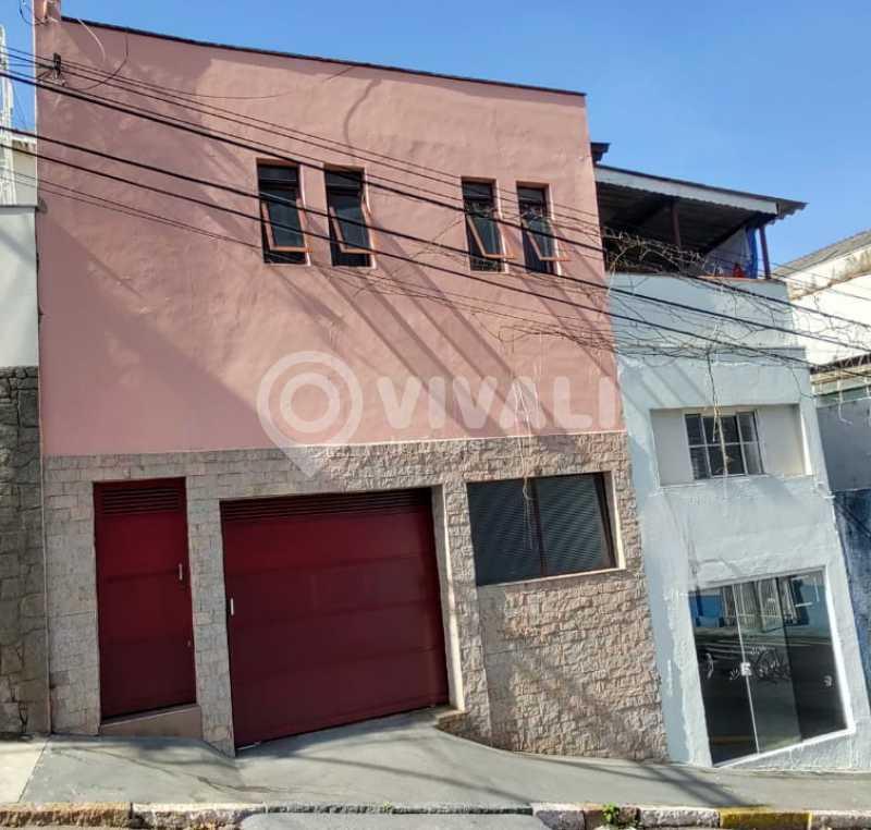 Frente. - Casa 3 quartos à venda Itatiba,SP - R$ 375.000 - VICA30025 - 1