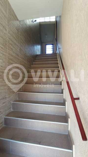Residência escada de entrada. - Casa 3 quartos à venda Itatiba,SP - R$ 375.000 - VICA30025 - 4