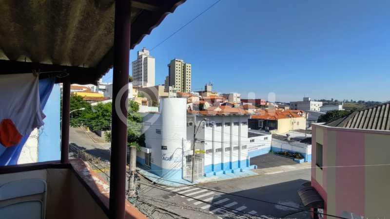 Residência vista  da  varanda - Casa 3 quartos à venda Itatiba,SP - R$ 375.000 - VICA30025 - 16