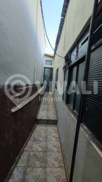 Residência vista corredor. - Casa 3 quartos à venda Itatiba,SP - R$ 375.000 - VICA30025 - 17